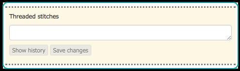 screenshot of plain-text message