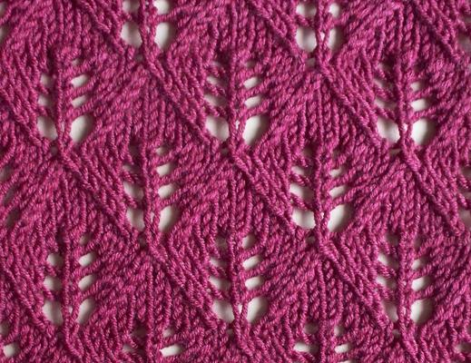 Fern Lace swatch photo