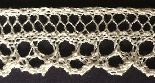 Parisian Lace swatch photo
