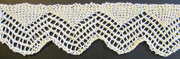 Scallop Lace swatch photo