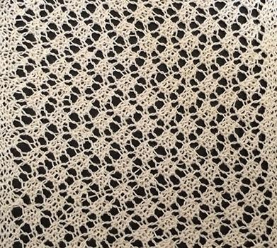 Snowflake Lace swatch photo
