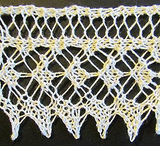 Spanish Lace swatch photo