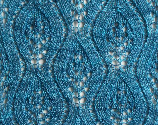 Ogee Lace, v2 swatch photo