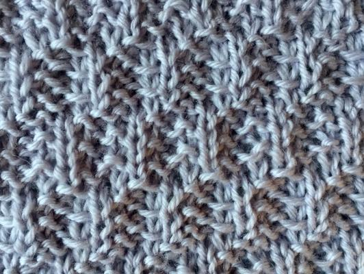 Slip stitch fabric 13 swatch photo