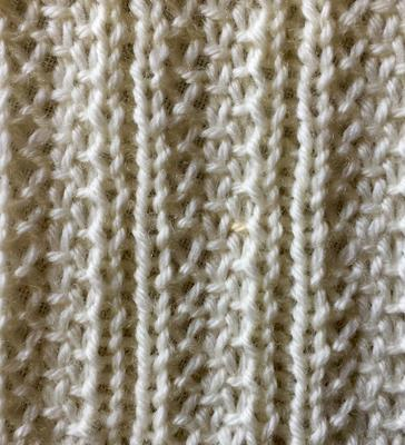 Slip stitch fabric 10 swatch photo