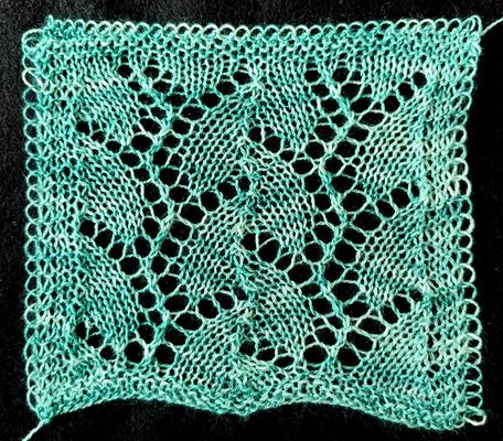 Trellis Shell swatch photo